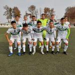 «Нефтчи» U18: иккинчи лига статистикаси